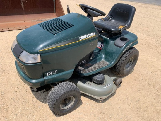 Craftsman DLT Lawn Mower