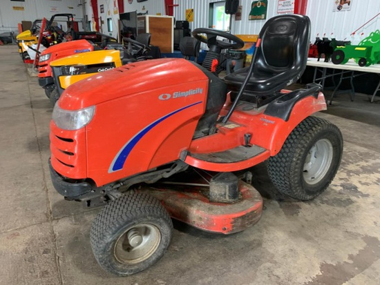 Simplicity Conquest Lawn Mower