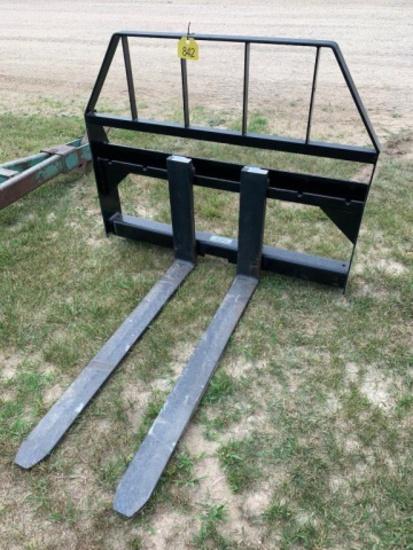 """NEW Kivel 42"""" 3500 lbs Forks"""