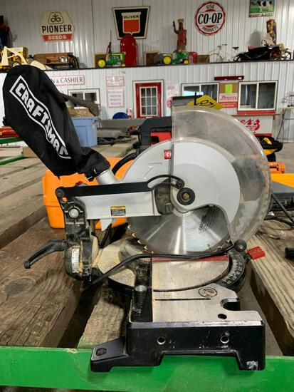 Craftsman Miter Box Saw