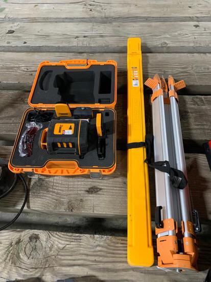 Johnson Laser System - Like New