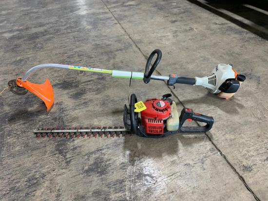 Stihl FS 45 Weed Trimmer w/ Book