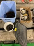 Chain / Lawn Mower Chute / Oil Filter
