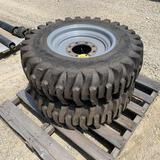 Titan 10.5/80-18 Front Tractor Tires
