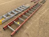 Werner Fiber Glass Extension Ladder 20'