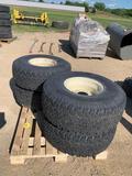 (4) DF Goodrich 35 x 12.5 Tires