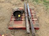 Tractor Tire Chains and Forks