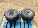 Carlisle 20 x 10.00 Tires