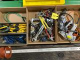 (4) Boxes of Tools, Drills, Staple Gun