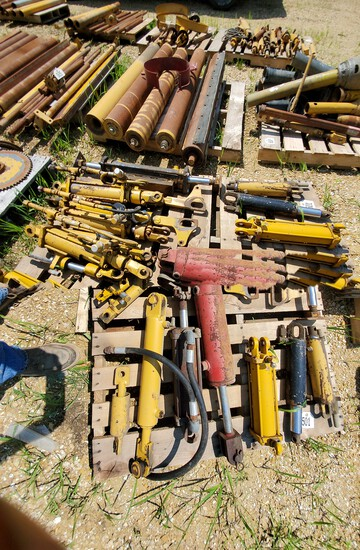 Vermeer Spare Hydraulic Cylinders for Balers