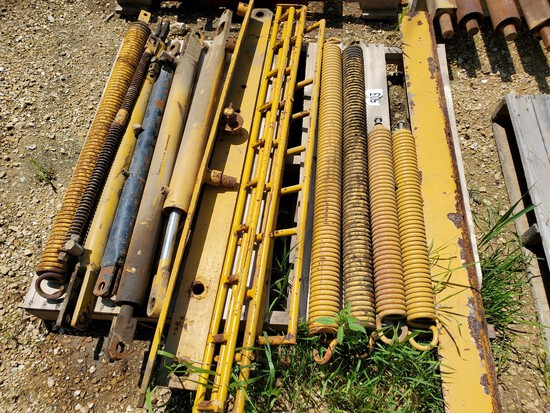 Vermeer Tension Springs, Cylinders, Parts