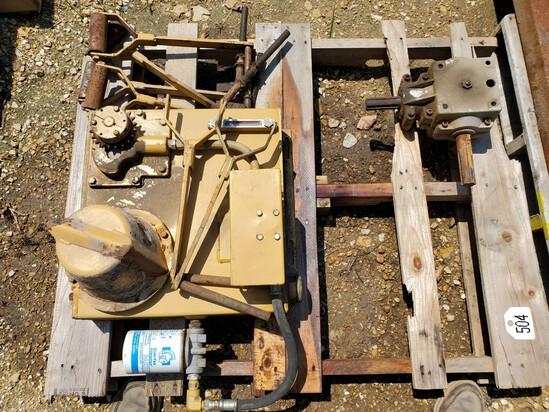 Vermeer Auxillary Hydraulic Unit