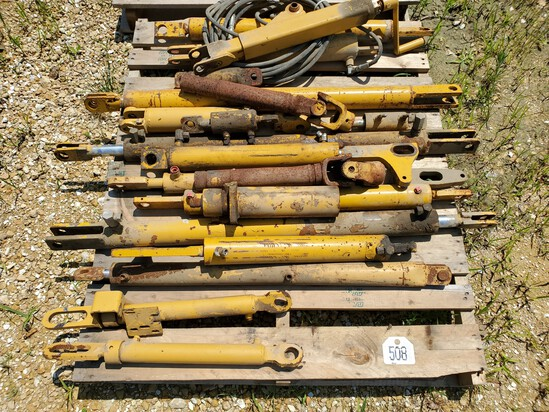 Vermeer Misc Hydraulic Cylinders