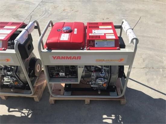 YANMAR YDG5500 Generator