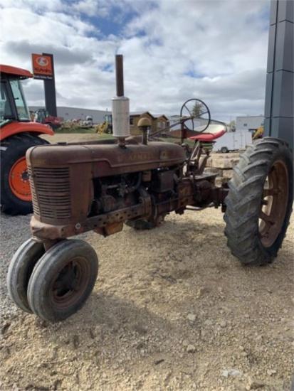 1947 International H Tractor