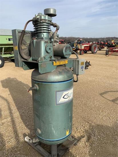 1991 C-Aire CU430822-96V5 Aire Compressor