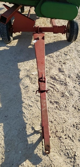 RED HEAD CART WWITH 23 FOOT TUBE FRAME