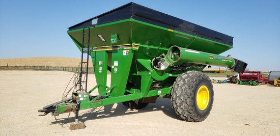 BRENT 880 GRAIN CART WITH 20 INCH AUGER