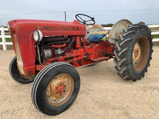 Ford 641 Power Master Tractor
