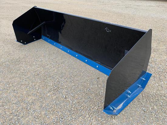 New Unused - 10' Snow Box Blade