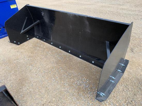 "New Unused - 96"" Snow Box Blade"