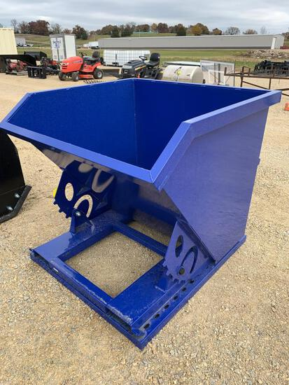 New - Unused Tipping Dumpster