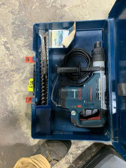 Bosch Spline Hammer Drill