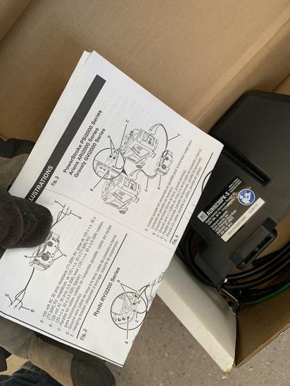 Unused Ryobi Inverter Generator Parallel Kit