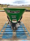 Frontier 3pt Brodcast Seeder
