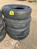 New - Road Guider ST 225/75R15 Tires