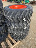 New - Camso 10-16.5 Skid Loader Tires