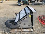 Stainless Power Bagger Unit