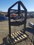Weaver MFG 60 Ton Shop Press