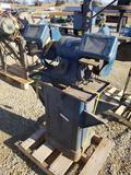 Walker Industrial Shop Bench Grinder