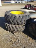 (2) Firestone 16.9-30 Tires