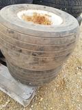 GoodYear 18x9.50-8 Turf Tires