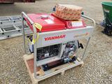 New - Yanmar YDG5500W Diesel Generator