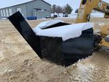 New Concrete Shoot Bucket