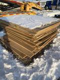 Pallet of Shelving Boards