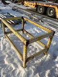 Pallet Rack Frame/Bench