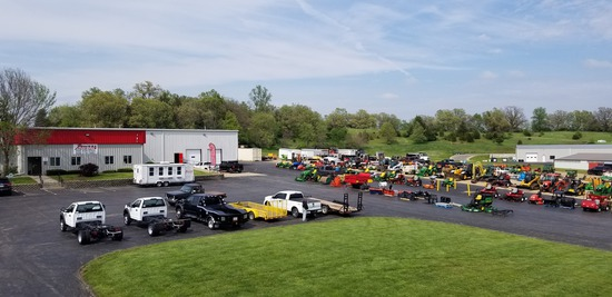 Contractor, Turf & Recreational Equipment Auction