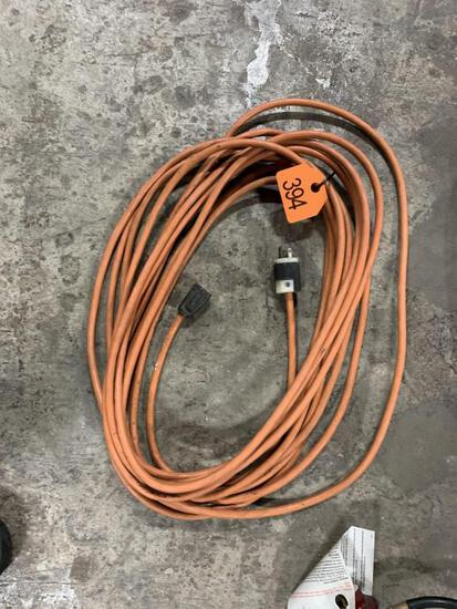 Like New 50' 12 gauge Extension Cord