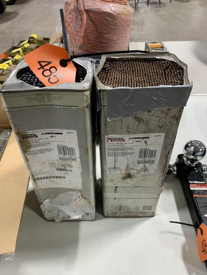 2 Boxes of Lincoln Welding Rodes