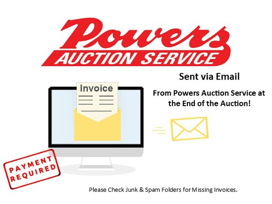INVOICES & PAYMENTS - Please Check Junk and Spam Folders