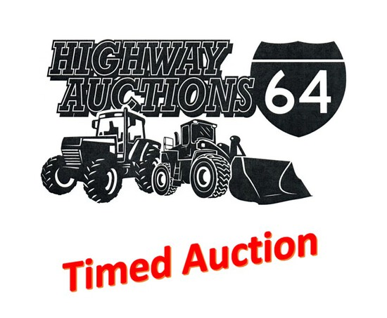 Hwy 64 Auctions  Day 1 Timed Auction - Day 1