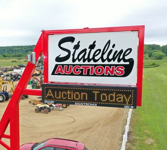 Stateline Consignment Auction Day 2