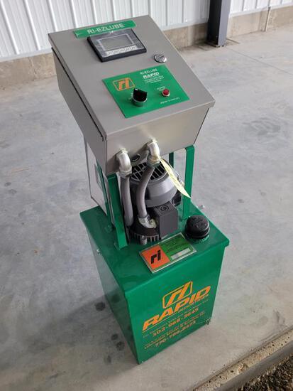 RT- EZ Lube System