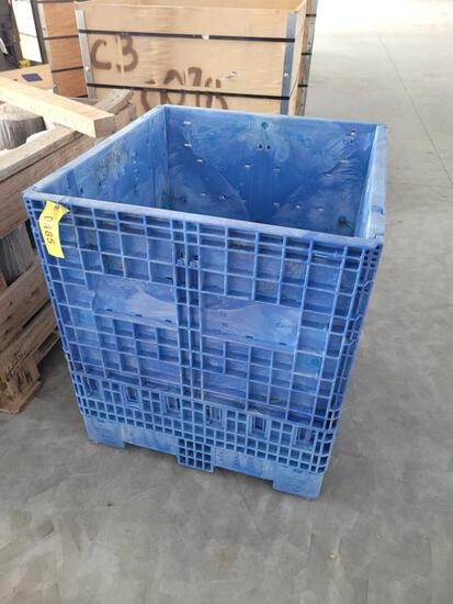 Poly Colapsible Crates