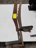 2) CORN KNIFES