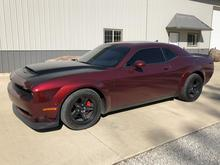 2018 Dodge Challenger SRT Demon,